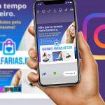 Apoie as pequenas empresas, novo sticker do Instagram